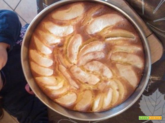 Torta di mele di Editta