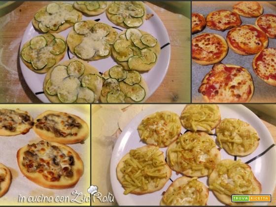 Pizzette fantasia