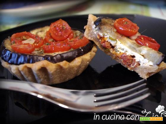 Crostatine greche... la cucina diventa filosofia