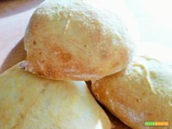 Panini morbidi di patate