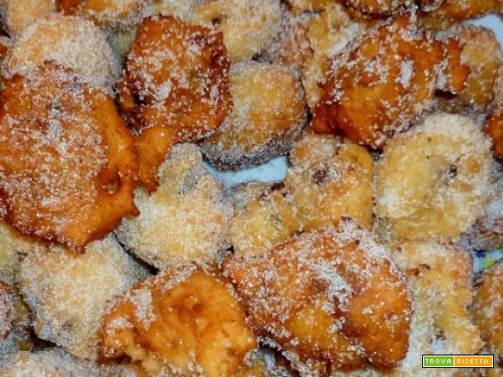 Muffin di mele con fondente