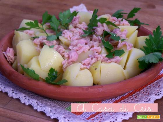 Insalata patate tonno