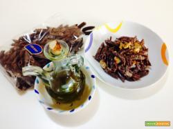 Penne al cacao con Gorgonzola e noci