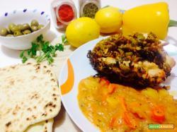 Pollo alla Marocchina