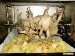 Quaglie al forno con patate