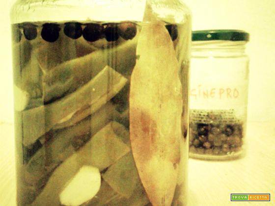 peperoncini verdi piccanti sott'olio