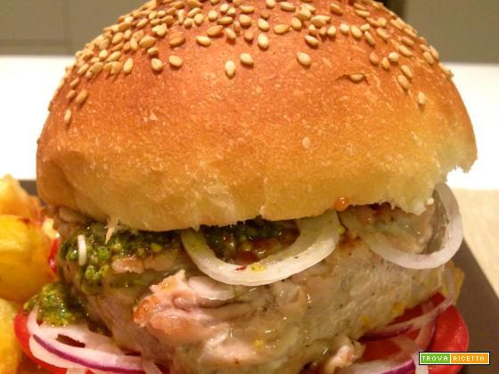 McDonald's o panino gourmand?