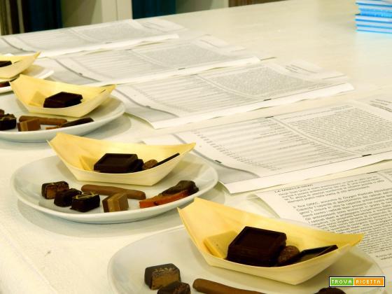 La cioccolateria Vestri di Arezzo