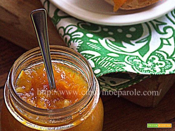 Marmellata arance e zenzero