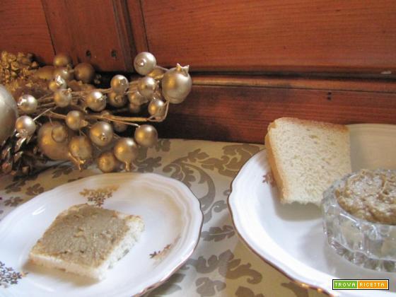 Salsa di carciofini al profumo di ginger