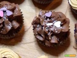 Mini Cupcakes alla cioccolata