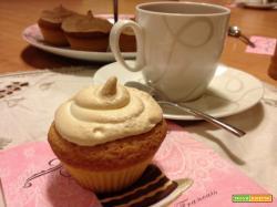 Cupcakes al limone con meringa all'italiana