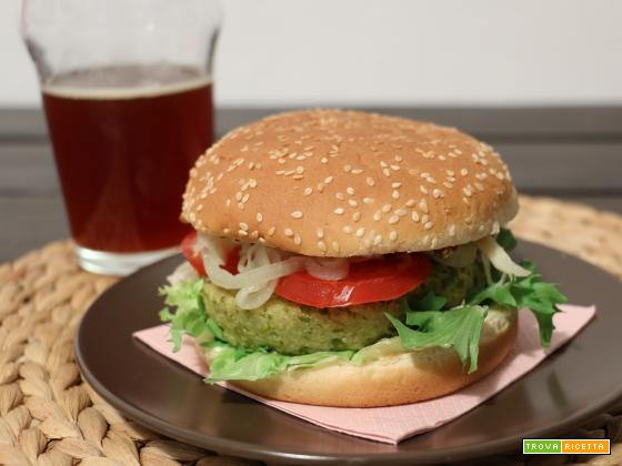 Hamburger vegetariano