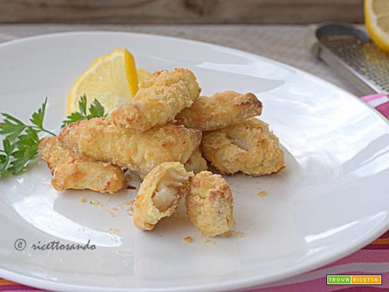 Bastoncini di pesce light