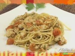 Spaghetti dello zingaro - Cotto e mangiato