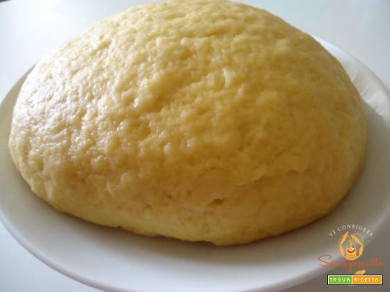 Pasta frolla (morbida)