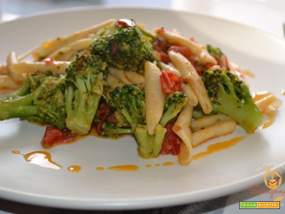 Maccheroni con i broccoli