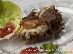 Filetto di ombrina in crosta di patate