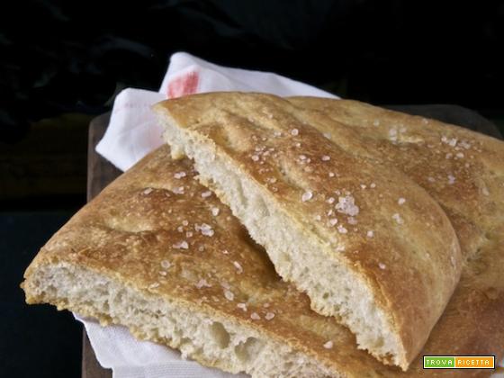 Il pane pizza toscano