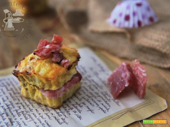 Mini tortillas al forno con Mandola e aceto balsamico