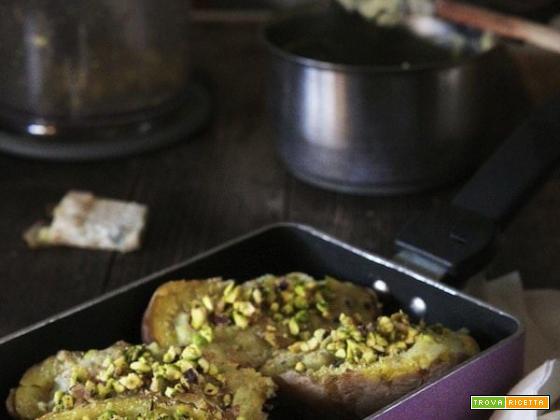 Patate ripiene al forno microonde