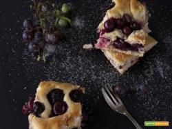 Schiacciata con l'uva: la ricetta toscana
