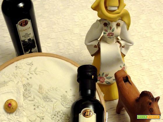 Olio, uno dei gioielli Sardi per la crema di pomodoro camone