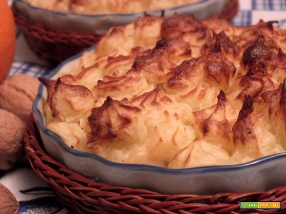 baccalà con patate, piatto unico