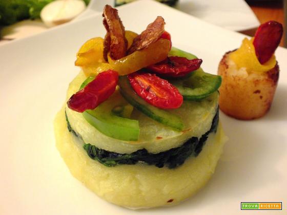 """patate e verdure: tortino in """"bella vista"""""""