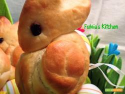 Coniglietti brioches