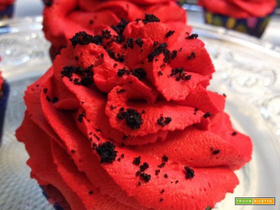 Cupcakes rossoneri