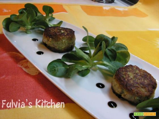 Polpette di zucchine e salsiccia