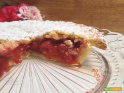 Strawberry pie – Crostata di fragole