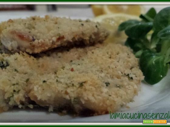 Sardine alle erbe aromatiche (senza lattosio)