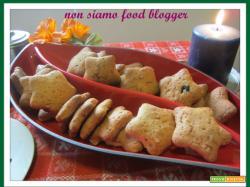 Stelle del mattino, biscotti sani e leggeri (senza uova e senza burro)