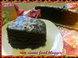 Torta al cioccolato senza uova e burro, umida e soffice come la versione classica!