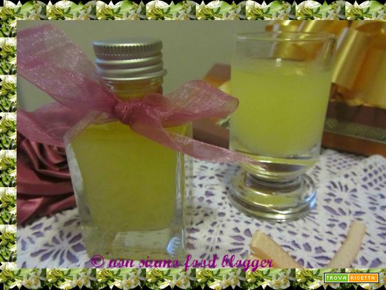 Il primo liquore non si scorda mai Limoncello e Crema al Limoncello con Limoni di Sicilia