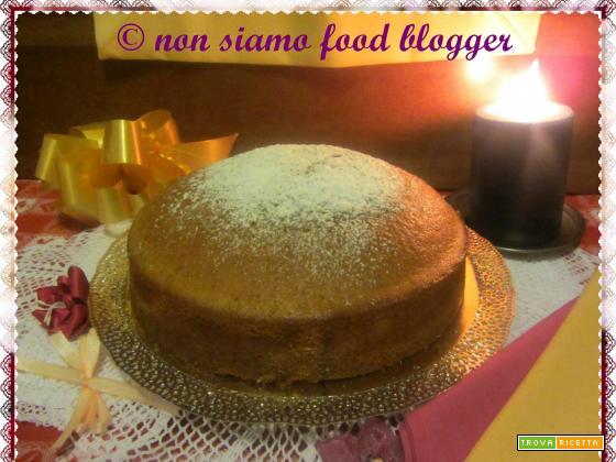 Spumante con la torta o torta con lo spumante?