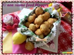 Biscotti al limone (senza uova, latte e olio)