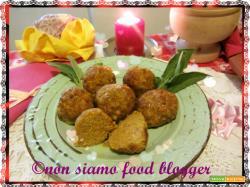 Polpette al forno di Zucca e Carne Trita