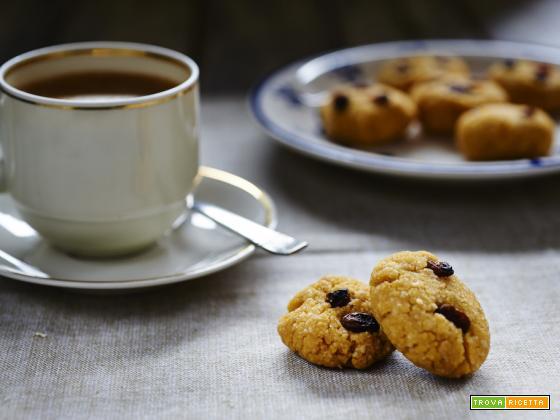 biscotti al couscous