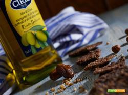 biscrudi al cacao e nocciole