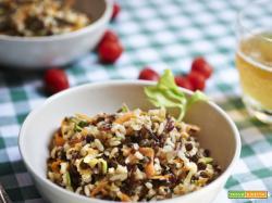 cereali in insalata
