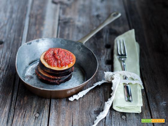 melanzane al pomodoro