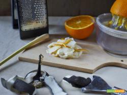rafano nero all'arancia e lemon grass