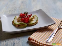 ravioli di zucchina al pomodoro - La taverna degli Arna