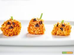 riso speziato alle carote
