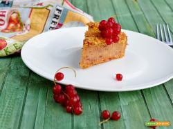 torta di cuscus al ribes