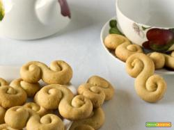 Easy honey cookies