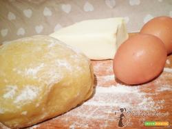 Pasta frolla per crostata